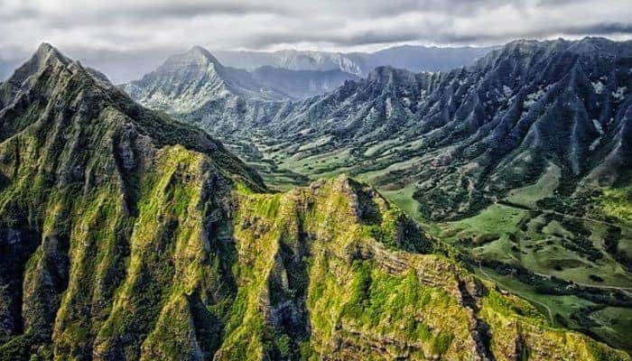 The best time to travel: Hawaii