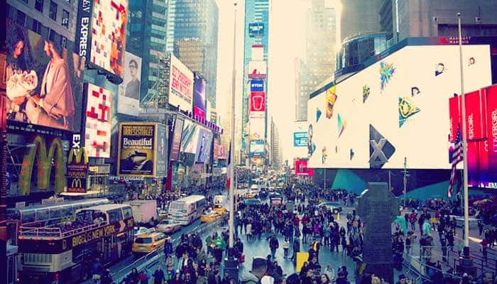 The best time to travel: New York City