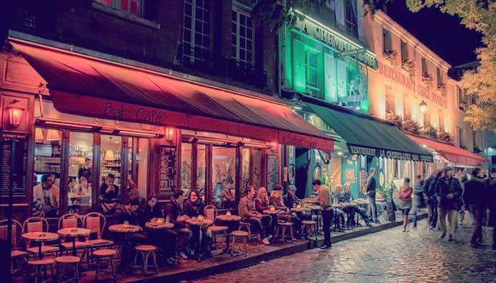 The best time to travel: Paris