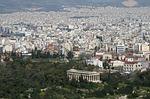 athens, greece, temple