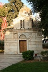 athens, greece, church