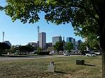 baltimore, city, urban