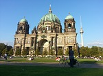 berlin, cathedral, church