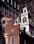 old statehouse, boston, massachusetts
