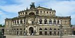 dresden, opera house, semper opera house