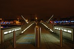dublin, bridge, foot bridge