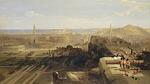 david roberts, landscape, art