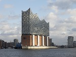 hamburg, landmark, elbe philharmonic hall