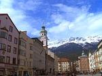 innsbruck, austria, travel