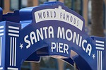 santa monica, venice beach, california