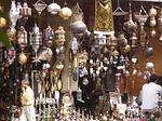 lamp, bazaar, lantern