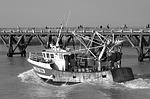 fishing vessel, port, france