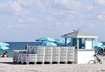 beach, miami, holiday