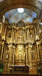 church of the society of jesus, quito, ecuador