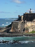 stone wall, puerto rico, architecture