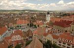 sibiu, city, medieval