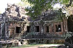 banteay kdei, temple, travel
