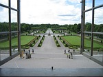 drottningholm gardens, palace, residence