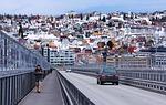 tromso bridge, breathtaking, scenic