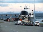 ferry, wait, queue