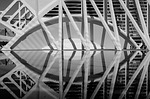 architecture, santiago calatrava, reflection
