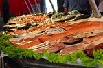 market, fish, fish market