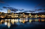new zealand, wellington, port