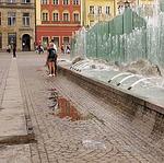 wroclaw fountain, fountain, wrocław