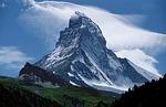 matterhorn peak, alps, mountains