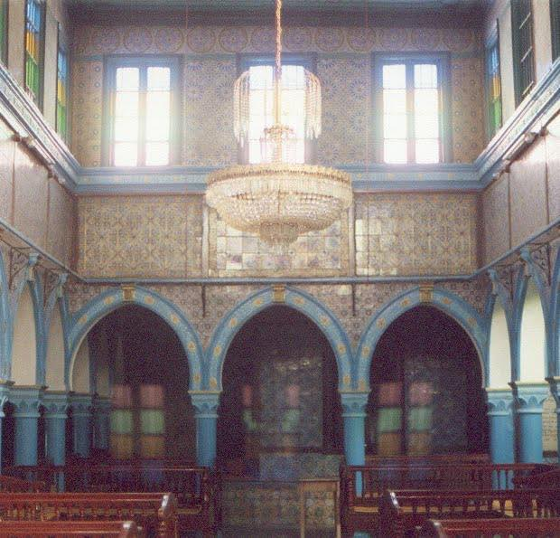 El Ghriba synagogue