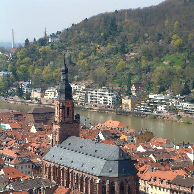 Church of the Holy Spirit, Heidelberg