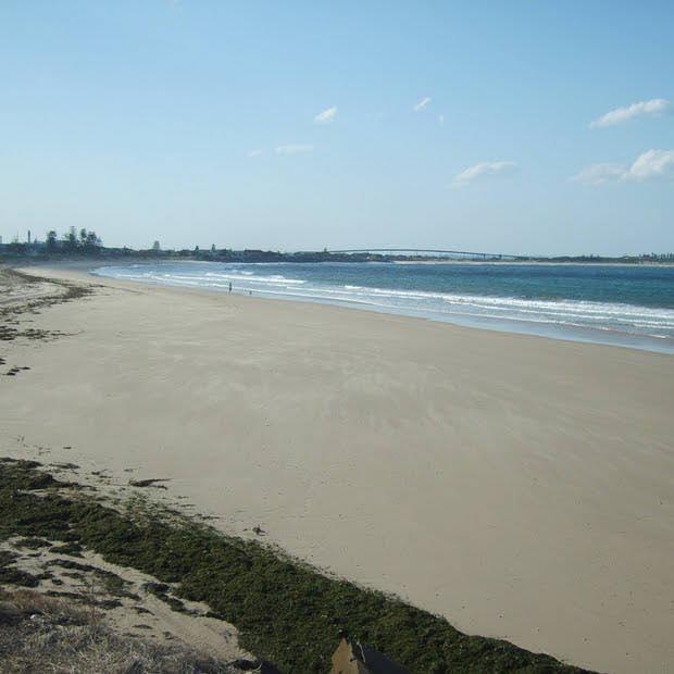 Stockton Beach, New South Wales