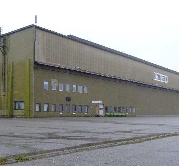 Flyhistorisk Museum, Sola