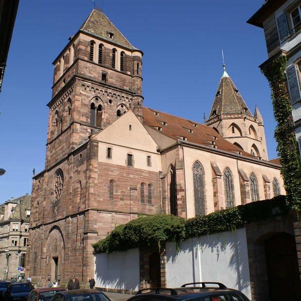 St. Thomas, Strasbourg