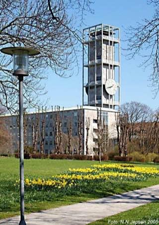 Aarhus City Hall, denmark , aarhus