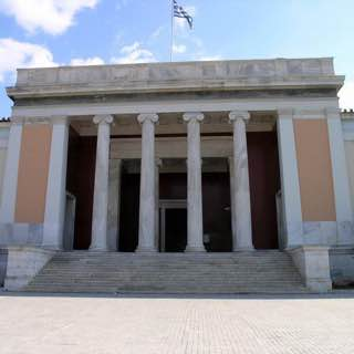 National Archaeological Museum, Athens, greece , aegina