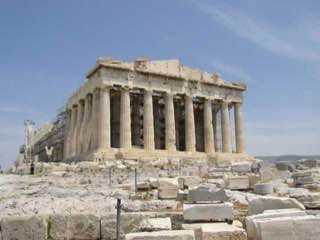 Parthenon, greece , aegina
