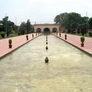 Shalimar Gardens, Lahore, india , amritsar