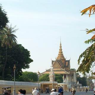Royal Palace, Phnom Penh, cambodia , angkor