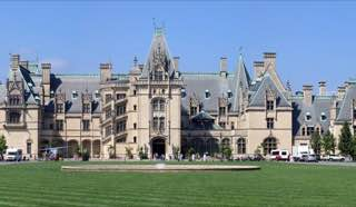 Biltmore Estate, usa , asheville