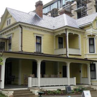 Thomas Wolfe House, usa , asheville