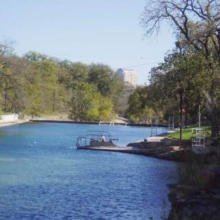 Barton Springs Pool, usa , austin