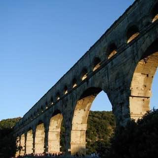 Pont du Gard, france , avignon
