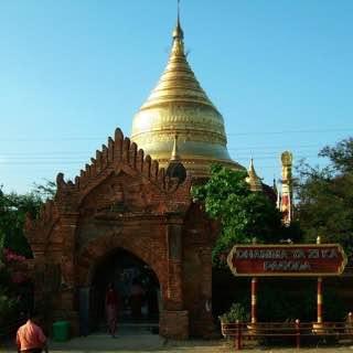 Dhammayangyi Temple, myanmar , bagan