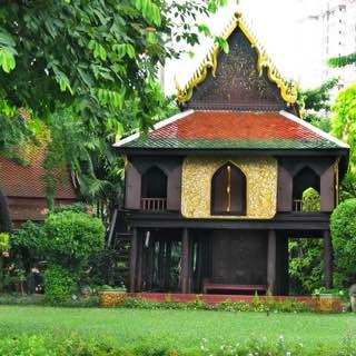 Suan Pakkad Palace, thailand , bangkok