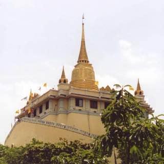 Wat Saket, thailand , bangkok