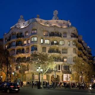 Casa Milà, spain , barcelona