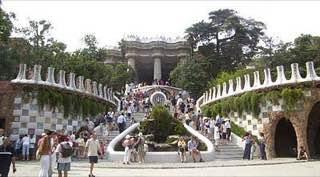 Park Güell, spain , barcelona