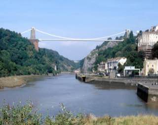 Clifton Suspension Bridge, uk , bath
