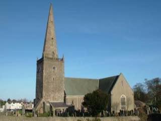 Bangor Abbey, ireland , belfast